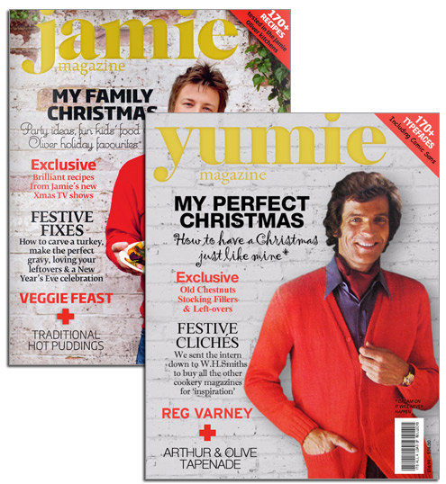 Christmas Yumie Magazine now available