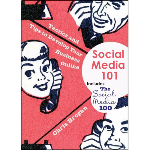 Social Media 101: A Brogan Book Mashup