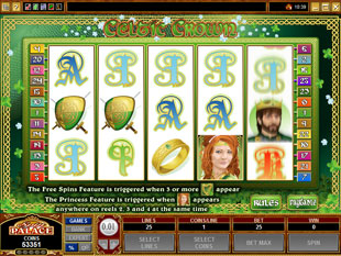 Celtic Crown slot game online review