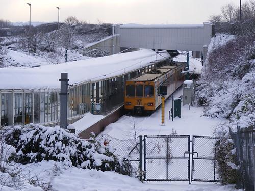 Tyne And Wear Metro. Tyne amp; Wear Metro set 4038 is