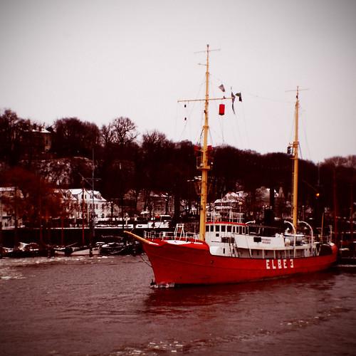 Feuerschiff Elbe