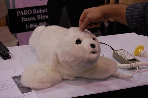 Paro Therapy Robot