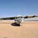An12 at Berbera Airport