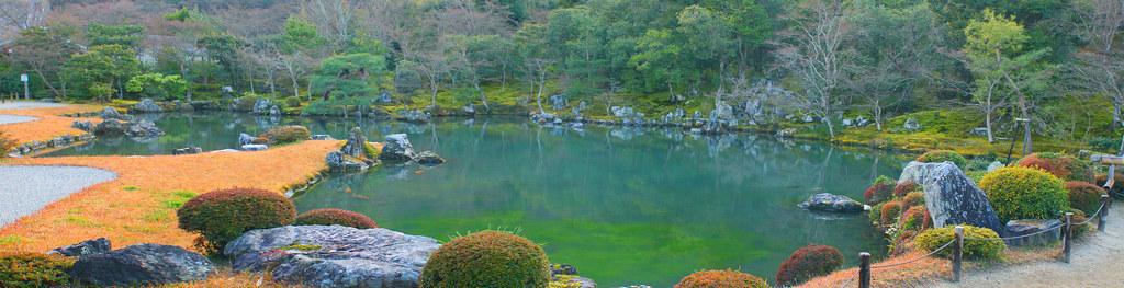Kinkaku-ji Pond