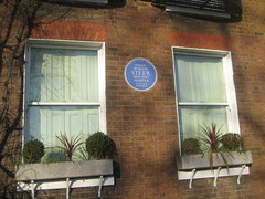 Photo of Philip Wilson Steer blue plaque