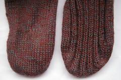 Sock toes