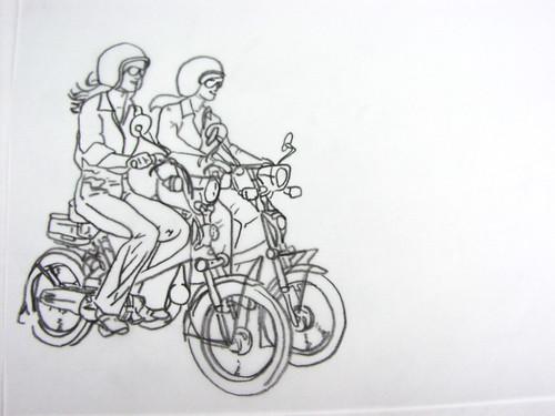 bikergals
