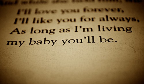 (Love You Forever - book)