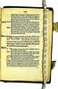 Paragraph marks, underlining and capital and numeral strokes in Johannes (Heynlin) de Lapide: Resolutorium dubiorum circa celebrationem missarum occurrentium