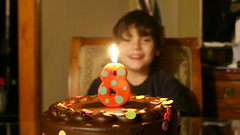 Guess who's 8 years old now? =) Happy Birthday Talon!!! (R.L.Rose) Tags: birthday happybirthday eightyearsold taloncutler