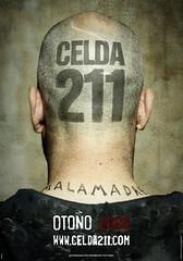 Celda 211 cartel película