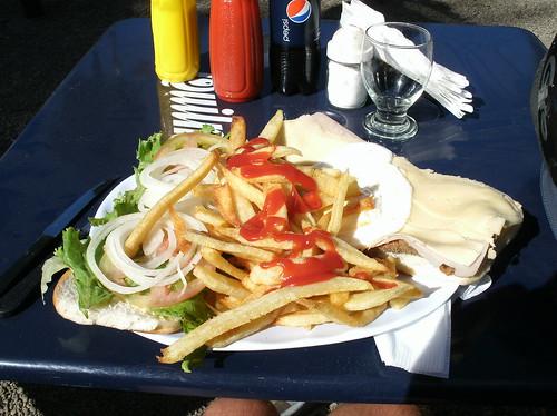 sandwich argentinian style