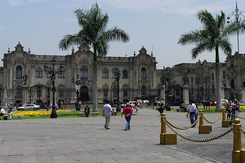 Vacaciones en Lima