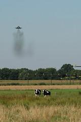 Noise and nature, a strong combination (Evert_Nokin) Tags: d70 sigma phantom approach 70200 70200mm luftwaffe richthofen sigma70200f28 f4f wittmund fliegerhorst jg71