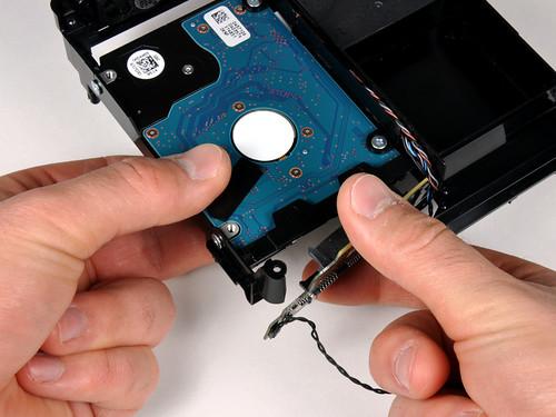 Разъем жесткого диска Mac mini