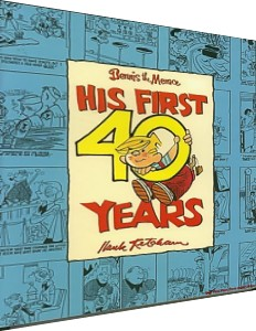 Dennis the Menace His First 40 Years; Triple X