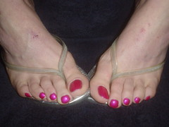 DSC06281 (PrittieToes) Tags: toes polished