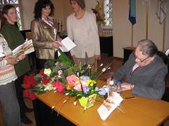 Petras Skodžius (Zitute) Tags: biblioteka biržai renginiai rašytojai petrasskodžius