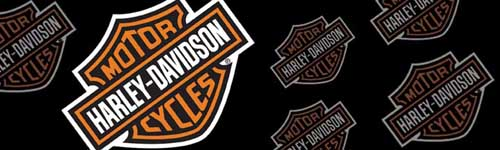 View Our Harley Davidson Rear Window Graphics Catalog Here