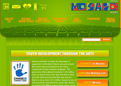 Mosiac Youth Theater of Detroit
