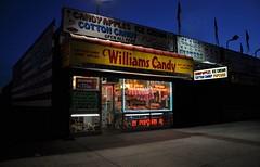 Williams Candy (Trish Mayo) Tags: brooklyn night coneyisland w gothamist candystore williamscandy nyca2z thebestofday gnneniyisi