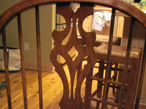 Cusping Chair
