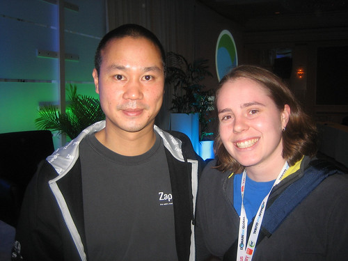 Me and Tony Hsieh