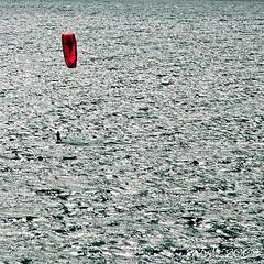 Flysurf en un mar de plata (nuska2008) Tags: espaa marmenor mywinners thesuperbmasterpiece nuska2008 theoriginalgoldseal