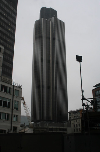 Tower 42 from a distance