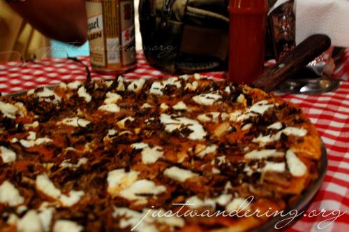 Camalig's Tinapa Pizza