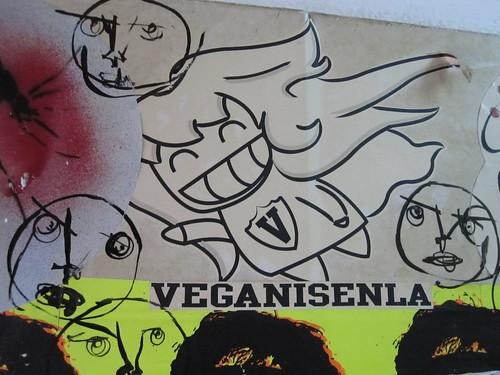 Veganisenla