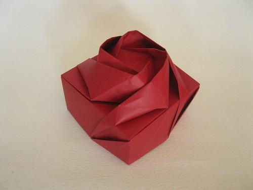 The Origami Forum View Topic Shin Han Gyo Rose Box