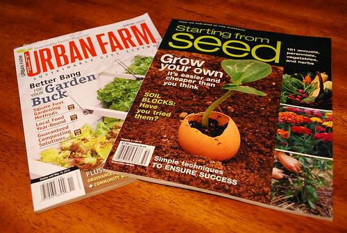 urban farmer magazine