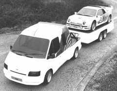 img173 (uk_senator) Tags: ford rally pickup transit tug concept trailer motorsport rs200 crewcab uksenator