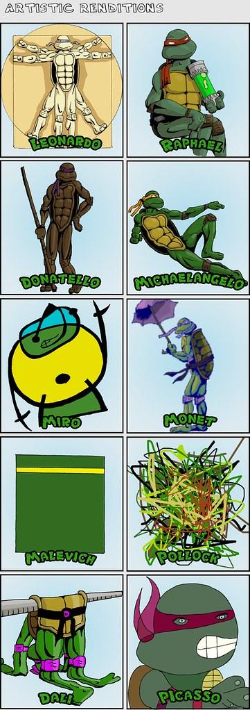 25 Turtle Art