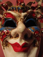Evil carnival - carnaval diabólico (FotoItz) Tags: carnival portrait art canon fun mask carnaval mascara venecia bilao