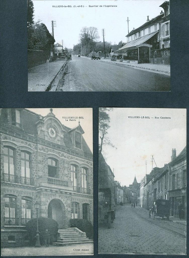 Улицы Версаля