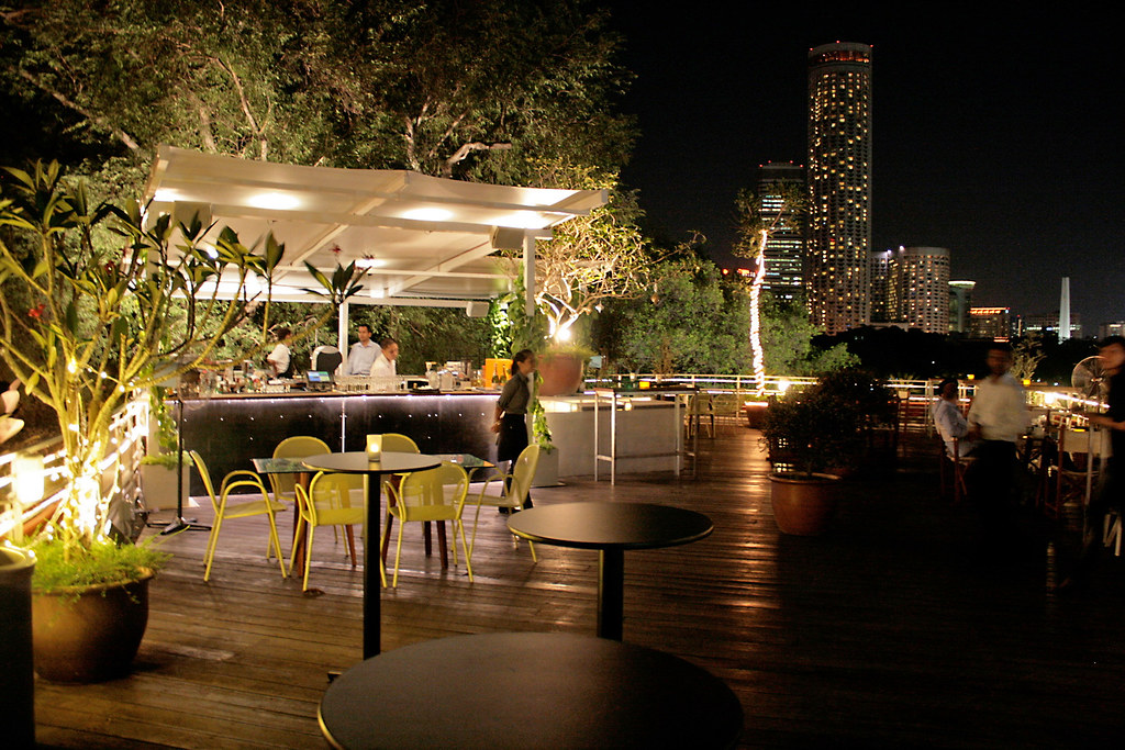 Prelude Rooftop Bar