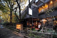 Tokyo 2009 - 上野 - 梅川亭伊豆榮 (1)