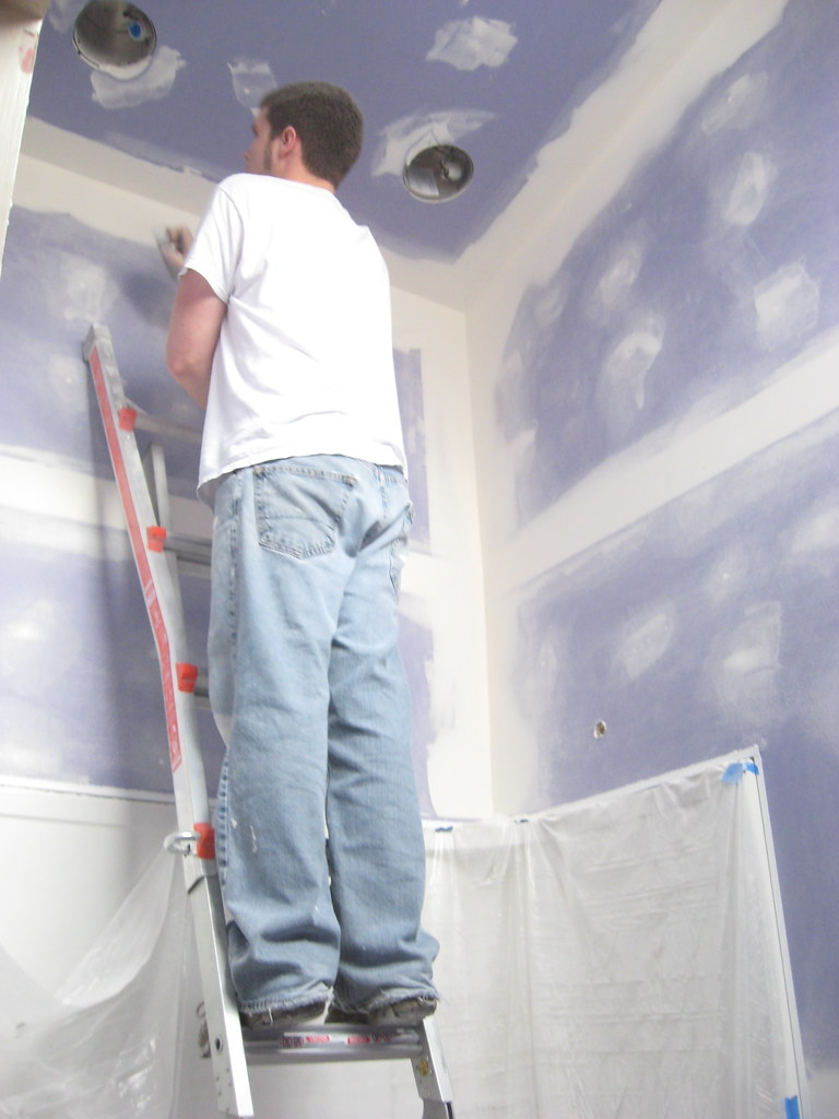 Drywall Sanding - Feb 2010