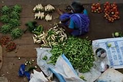 5 Vegetable Seller