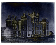 Panmure (~V~ { Fox Maule II }) Tags: panmure house carnoustie angus mansion castle camus cross estate photoshop huge hoose