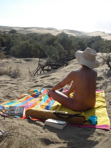 topless nudist beach voyeur movie pics: nudebeach, sexy, nude, oriental, dunes, beach, maspalomas