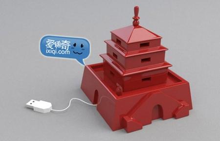 钟楼USB