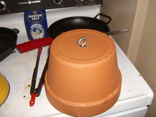 This is your bread on pot