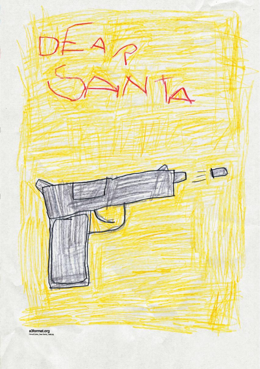 """""""Dear Santa"""" By: Primož Zorko - Celje"""