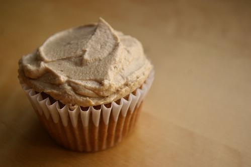 Iced Cupcake