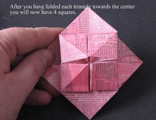 Origami Heart 019