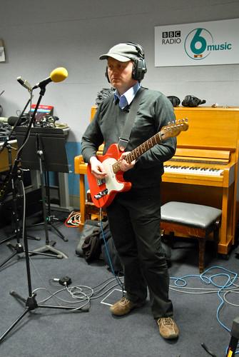 The Yummy Fur BBC 6 Music Session