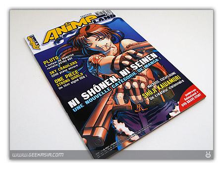Animeland : Numéro 158
